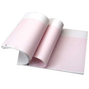Buy CP50 ECG Printer Paper, Z-Fold, 4 Packs Per Case (406021) sold by eSuppliesMedical.co.uk