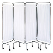 Buy Sidhil Screen Curtains (Plastic) (White) (SCR22) sold by eSuppliesMedical.co.uk
