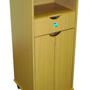 Buy Sidhil Bedside Cabinet Saloon Doors (3021) sold by eSuppliesMedical.co.uk