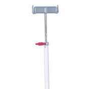 Buy Sidhil Transfusion Pole (White) (1210/DP/W) sold by eSuppliesMedical.co.uk
