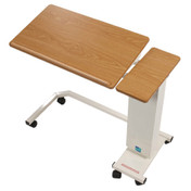 Buy Sidhil Easi-riser Overbed Table (Tilting Top /Wheelchair Base) (3015) sold by eSuppliesMedical.co.uk