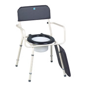 Buy Sidhil Stackable Commode (Extending Legs) (1343/EX/MAG) sold by eSuppliesMedical.co.uk