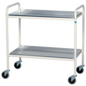 Buy Sidhil Grantham Two-Tier Trolley (1556) sold by eSuppliesMedical.co.uk