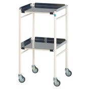 Buy Sidhil Harrogate Surgical Trolley (460mm x 460mm) (1500/S/3) sold by eSuppliesMedical.co.uk