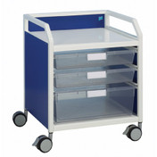 Buy Sidhil Howarth Trolley 3 (Colour) (1525/03/(COLOUR)) sold by eSuppliesMedical.co.uk