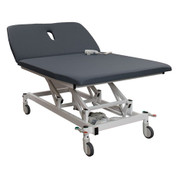Buy Sidhil Doherty 2 Section Bariatric Plinth (PLE03/(COLOUR)/1) sold by eSuppliesMedical.co.uk