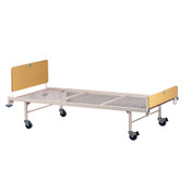 Buy Sidhil Boston Home Care Bed (with castors) (1202/5/4/4B) sold by eSuppliesMedical.co.uk