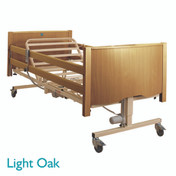 Buy Sidhil Bradshaw Nursing Care Bed (1275/STD/LOAK/S) sold by eSuppliesMedical.co.uk