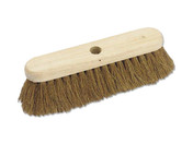 Buy Charles Bentley 12inch Broom Head Indoor Wooden Soft Bassine Bristle 300mm (4002904) sold by eSuppliesMedical.co.uk