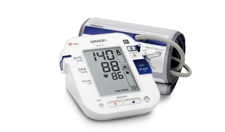 Omron M10 It Upper Arm Blood Pressure Monitor 6500