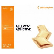 Buy Smith & Nephew Allevyn Sterile Adhesive Dressing 12.5 x 12.5cm (SJ66150044) sold by eSuppliesMedical.co.uk