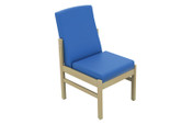 Buy Atlas Patient Low-Back Side Chair in Intervene (Multibuy) (SUN-CHA48/IV/Colour) sold by eSuppliesMedical.co.uk