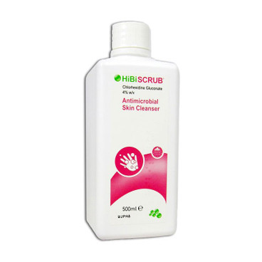 Buy Hibiscrub with Emoliant Moisturiser, 500ml (IC10008780) sold by eSuppliesMedical.co.uk