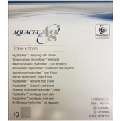 Buy Aquacel Ag Dressing 10cm x 10cm, Pack of 10 (S7506) sold by eSuppliesMedical.co.uk