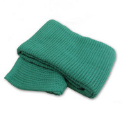Cotton Cellular Blanket in Green (BL/009 )