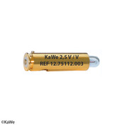 Buy KaWe,12.75112.003, 2.5v, Replacement Bulb for Piccolight, Eurolight & Combilight Ophthalmoscopes (W57616) sold by eSuppliesMedical.co.uk