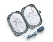 Buy Philips Heartstart FRx Smart Pads II (A key required for child use) (989803139261_) sold by eSuppliesMedical.co.uk