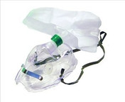 Buy High Concentration Oxygen Mask, Bag & Tubing Adult, Each (437) sold by eSuppliesMedical.co.uk