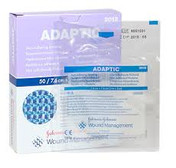 Buy Adaptic Non-Adhesive Finger Dressing, Medium, Pack of 10 (E6MAD013) sold by eSuppliesMedical.co.uk