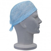 Buy Universal Theatre Caps, Blue, Pack of 100 (UN91220) sold by eSuppliesMedical.co.uk