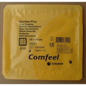 Buy Coloplast Comfeel Plus (10 x 10cm) x10 (3110) sold by eSuppliesMedical.co.uk