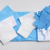 Buy Community Dressing Pack with Nitrile Gloves, Sterile Single Use, Pack of 25 (36510025mb) sold by eSuppliesMedical.co.uk