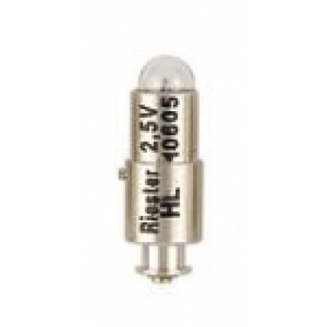 Buy Riester, 11862, 2.5V, Halogen Bulb, for Ri-mini Ophthalmoscope, Each (RI-11862) sold by eSuppliesMedical.co.uk