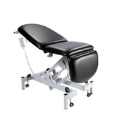 Buy Sunflower Electric Fusion Drop End Multi-Discipline Couch, With Gas Assisted Head and Foot Section (SUN-FDECE1/COLOUR) sold by eSuppliesMedical.co.uk