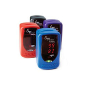 Buy Nonin Onyx Vantage 9590 Finger Oximeter, Purple, with Carry Case (9590-PU) sold by eSuppliesMedical.co.uk