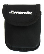 Buy Soft Carry Case for Nonin Finger Oximeters, Black, NONIN Branded (9500CC-N) sold by eSuppliesMedical.co.uk