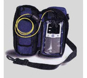 Buy Padded Blue Carry Case for Nonin 8500 Series Monitor and Printer (8500PCC) sold by eSuppliesMedical.co.uk