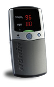 Buy Nonin 2500 PalmSAT Pulse Oximeter with Memory (2500) sold by eSuppliesMedical.co.uk