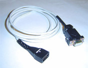 Buy Data Download Cable with Serial Port for Nonin for 2500, 8500 and 9840 Series Monitors (1000MC) sold by eSuppliesMedical.co.uk