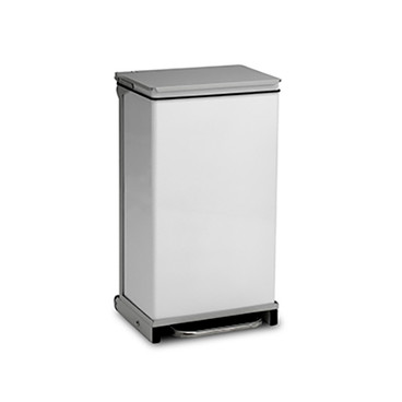 Buy Bin,75,Ltr,H/Free,Cast,Silent,Rust/F (BR090) sold by eSuppliesMedical.co.uk