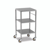 Buy D.Trolley SS Fixed 900mm (DTSF/900) sold by eSuppliesMedical.co.uk