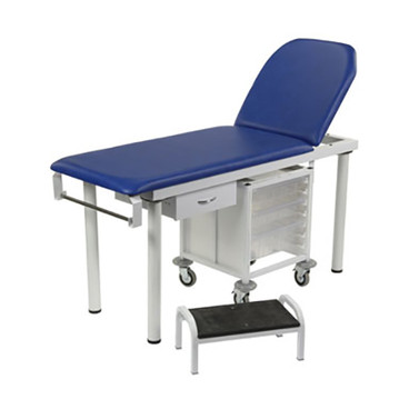 Buy Ga - Examination Couch Bristol Blue (EC005/VBB) sold by eSuppliesMedical.co.uk