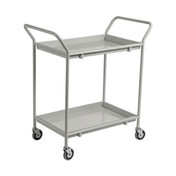 Buy G.P.Trolley Small 3 Alum Trays (GP020) sold by eSuppliesMedical.co.uk