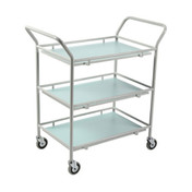 Buy G.P.Trolley Large 2 Lam.Shelf (GP025) sold by eSuppliesMedical.co.uk