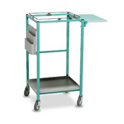 Buy Trolley, Med Rec,Small (Mrt/1) (MR200) sold by eSuppliesMedical.co.uk