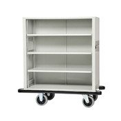 Buy Kent Clean Linen Trolley (WT/50) sold by eSuppliesMedical.co.uk