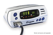 Nonin 7500FO Fibre Optic MRI Pulse Oximeter (Sensor not Included)