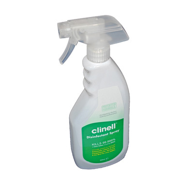 Buy Clinell Disinfectant Spray, 500ml, Each (Z6CDS500) sold by eSuppliesMedical.co.uk