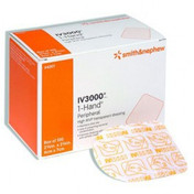 Buy Opsite IV3000 6cm X 7cm Non-Winged, Pack of 100 (SJ4007n) sold by eSuppliesMedical.co.uk