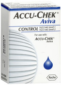 Accu-chek aviva control solution 2x2.5ml