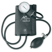 Merlin Medical Clip-On Sphygmomanometer (W32529)