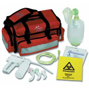 Merlin Medical Mini Resuscitation Kit with Disposable Resuscitation Bags)
