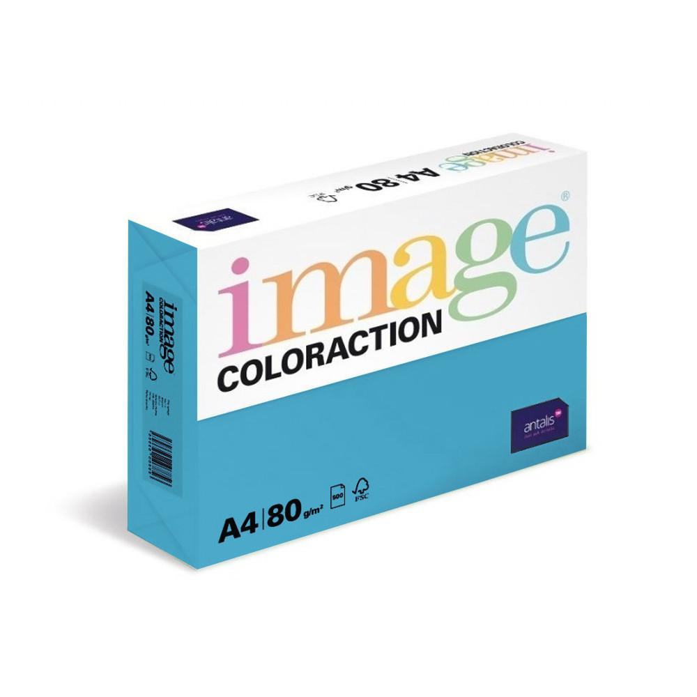 Image Coloraction Gold A4 210x297mm 80gm2 fsc4 500sh//RM 5rm//BX Hawaii