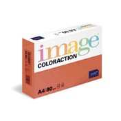 Image Coloraction Paper, Deep Red (Chile), A4 80GM, x500 Sheets