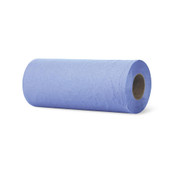 "Northwood Wiper Rolls, 10"", Blue, 40M, Pack of 18"