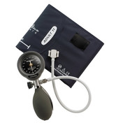 Welch Allyn DS55 DuraShock Thumbscrew Aneroid Sphygmomanometer (W57229BK) sold by eSuppliesMedical.co.uk